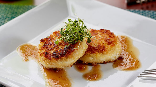 Gusto Grill Crabcakes
